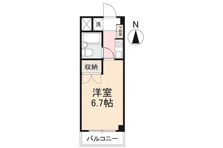 マリオン高松宮脇町304号