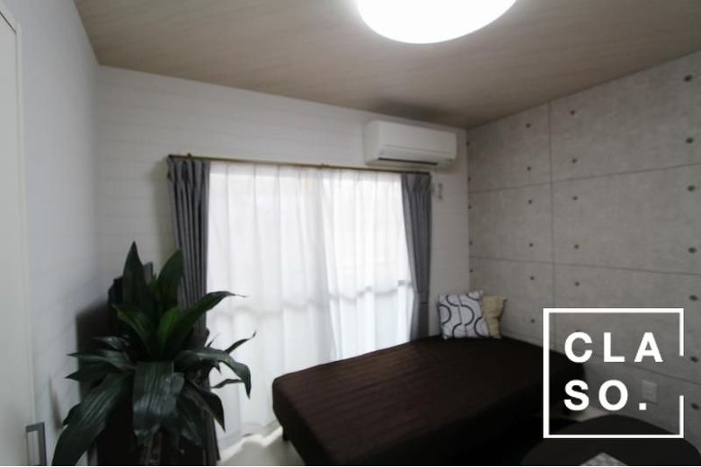 大住ビル-201-居室・リビング