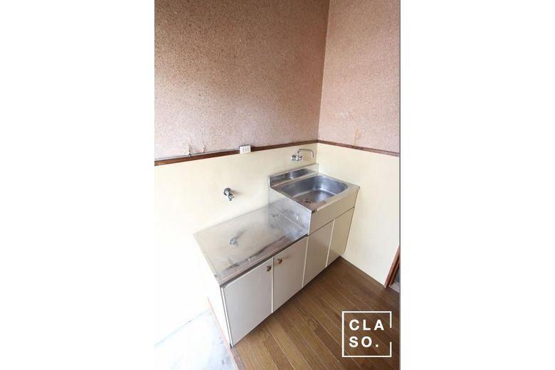 コーポ敏-23-キッチン